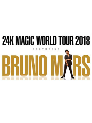 Bruno Mars at Little Caesars Arena