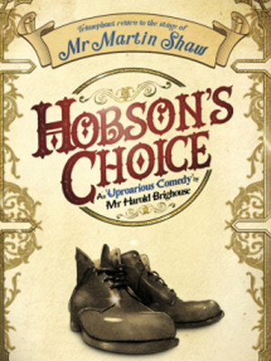 Hobson S Choice Open Air Theatre London Tickets