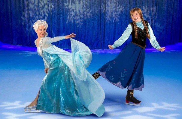Disney On Ice Frozen, Nassau Coliseum, New York