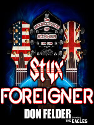 Styx & Foreigner at Nikon