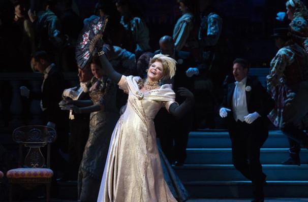 Metropolitan Opera The Merry Widow, Metropolitan Opera House, New York