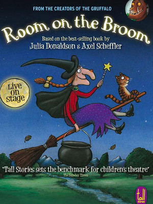 Room On The Broom at Lyric Theatre
