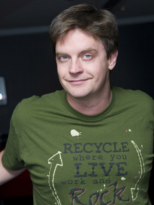 Jim Breuer at Hoyt Sherman Auditorium