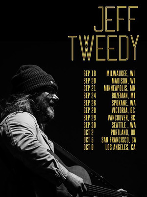Jeff Tweedy at Cincinnati Music Hall