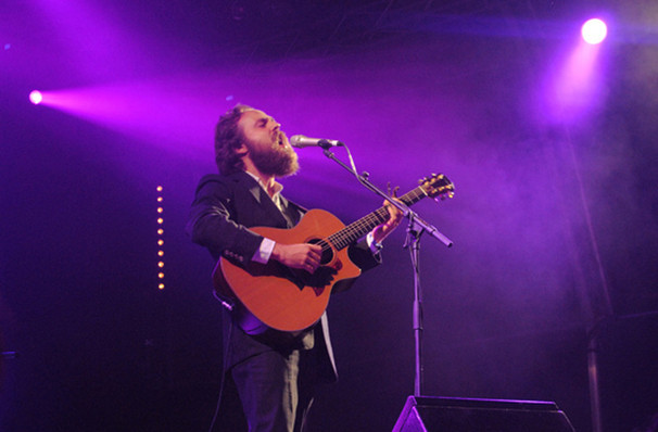 Iron and Wine, The Castle Theatre, Peoria