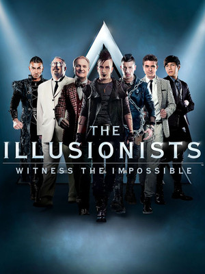 The Illusionists, Southern Alberta Jubilee Auditorium, Calgary
