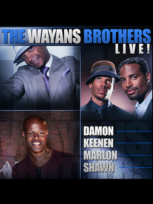 The Wayans Brothers Poster