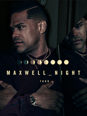 Maxwell at VBC Mark C. Smith Concert Hall