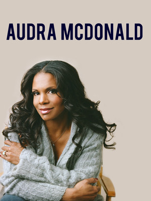Audra McDonald at Abravanel Hall