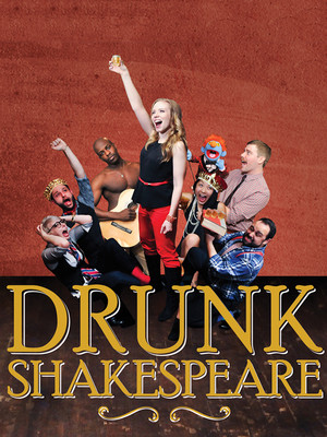 Drunk Shakespeare, Right In The Heart of Broadway, New York