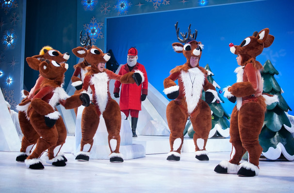 Rudolph the Red-Nosed Reindeer hits Raleigh