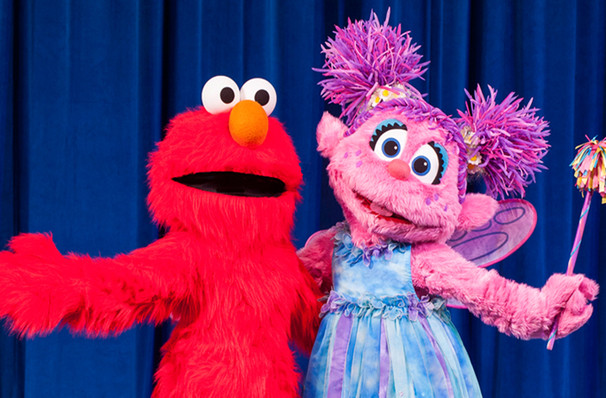 Sesame Street Live Let 39 S Dance Theater At Madison Square Garden New York Ny Tickets