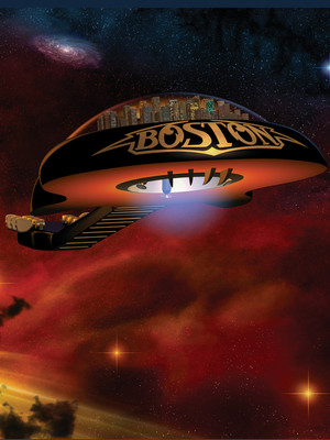 Boston - The Band Poster
