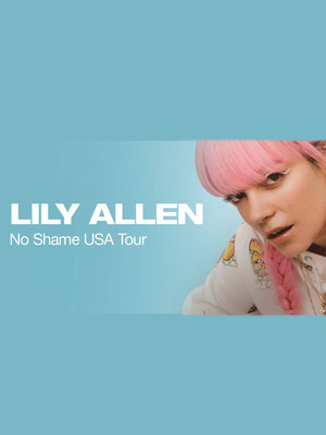 Lily Allen, Varsity Theater, Minneapolis