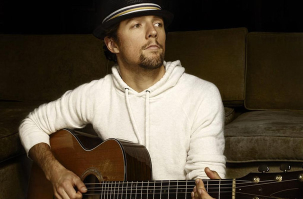 Don't miss Jason Mraz, strictly limited run