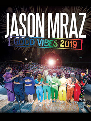 Jason Mraz at Charlotte Metro Credit Union Amphitheatre