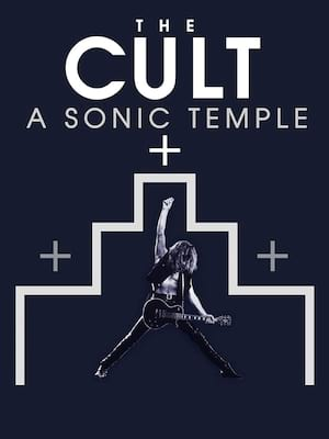 The Cult at Vogue Theatre