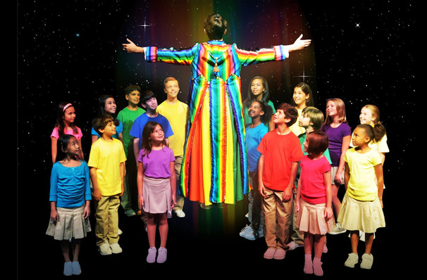 Joseph and the Amazing Technicolor Dreamcoat, State Theatre, New Brunswick