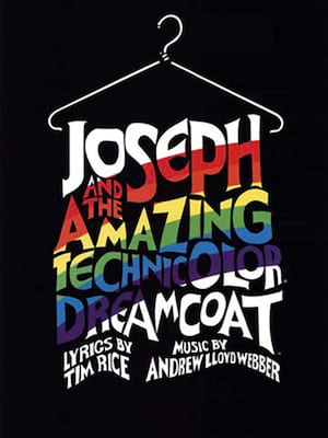 Joseph and the Amazing Technicolor Dreamcoat Poster