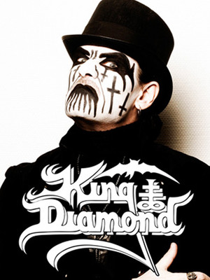 King Diamond Poster