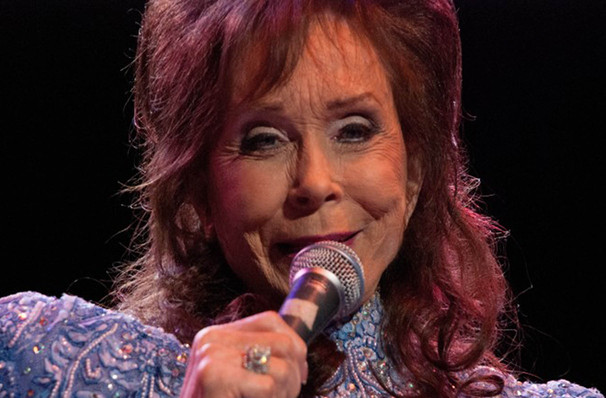 Loretta Lynn, Arena Theater, Houston