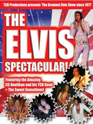 Elvis Tribute Spectacular at NYCB Theatre at Westbury