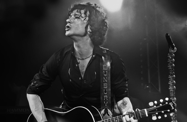 Enrique Bunbury - House of Blues, Chicago, IL - Tickets