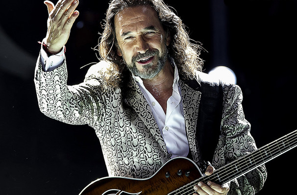 Marco Antonio Solis dates for your diary