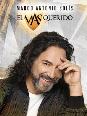 Marco Antonio Solis at SAP Center