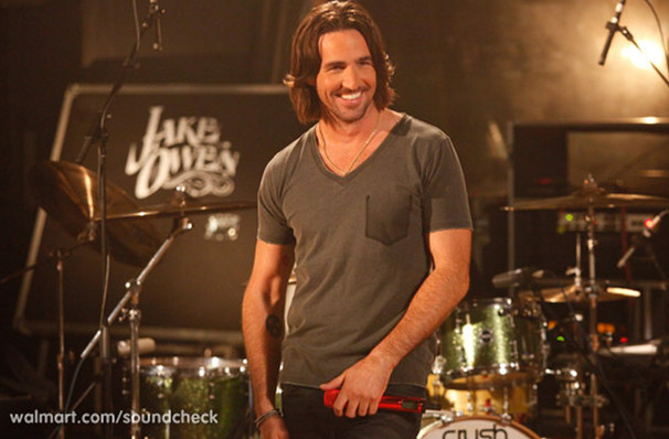 Jake Owen, Hoyt Sherman Auditorium, Des Moines