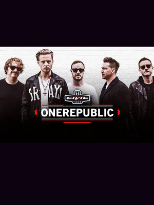 OneRepublic, Sunlight Supply Amphitheater, Portland