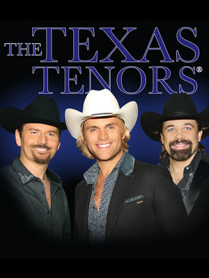 The Texas Tenors at Niswonger Performing Arts Center - Greeneville