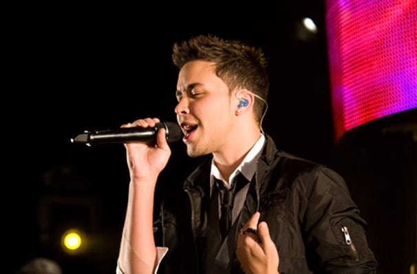 Prince Royce, La Hacienda Event Center, Midland