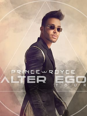 Prince Royce, Palace Theater, Columbus