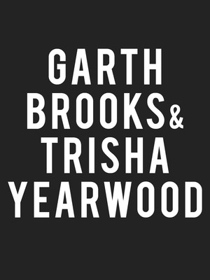 Garth Brooks & Trisha Yearwood Poster