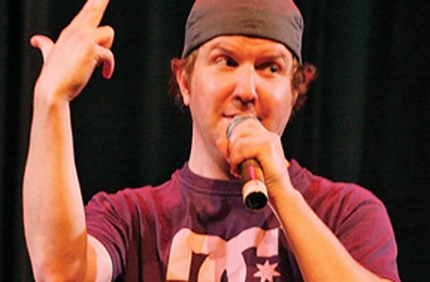 Nick Swardson, Carolina Theatre Fletcher Hall, Durham