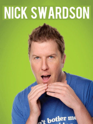 Nick Swardson, Carnegie Library Music Hall Of Homestead, Pittsburgh