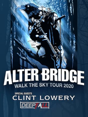 Alter Bridge at Clyde Theatre