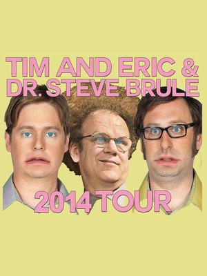 Tim and Eric & Dr. Steve Brule Poster