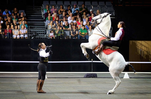 Gala Of The Royal Horses, Stockton Arena, San Francisco