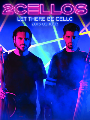2Cellos, Booth Amphitheatre, Raleigh