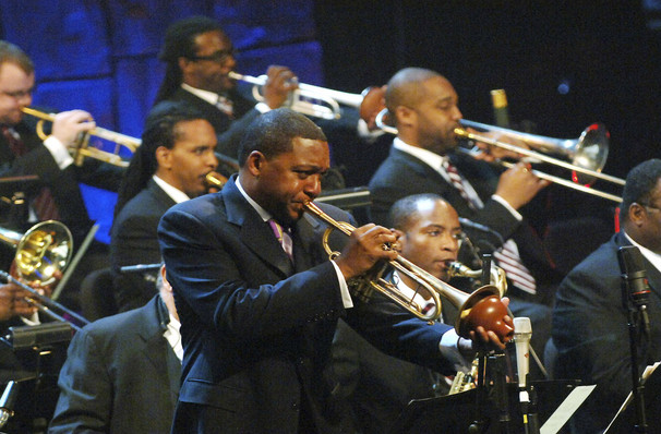 The Jazz at Lincoln Center Orchestra Wynton Marsalis, Boston Symphony Hall, Boston