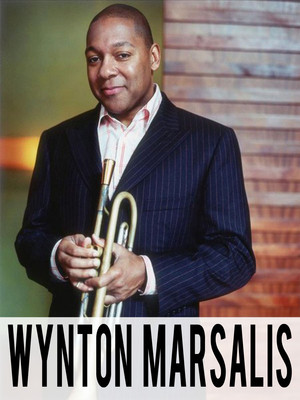 The Jazz at Lincoln Center Orchestra: Wynton Marsalis Poster