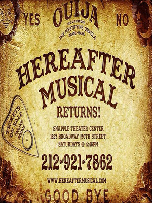 Hereafter Musical at Anne L. Bernstein Theater