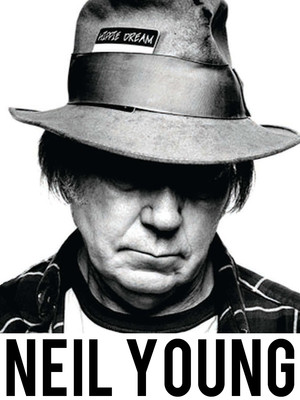 Neil Young at Queen Elizabeth Theatre