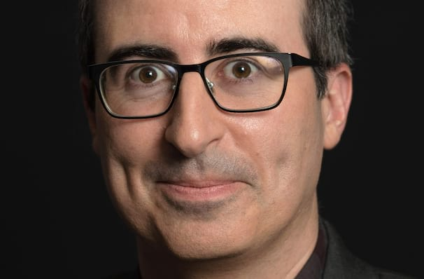 John Oliver, MGM Grand Theater, Providence