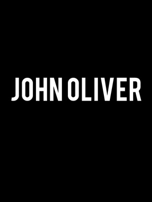 John Oliver at MGM Grand Theater