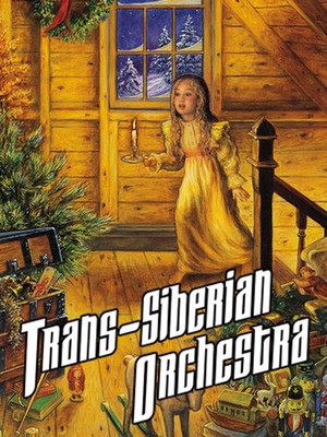 Trans-Siberian Orchestra: The Christmas Attic Poster