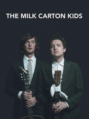 The Milk Carton Kids at Knuckleheads Saloon