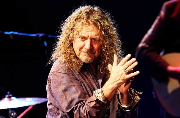 Robert Plant, Arvest Bank Theatre at The Midland, Kansas City